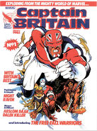 Captain Britain Vol 2 1