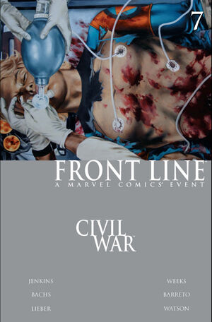 Civil War Front Line Vol 1 7