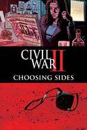 Civil War II Choosing Sides Vol 1 6 Textless