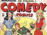 Comedy Comics Vol 1 34