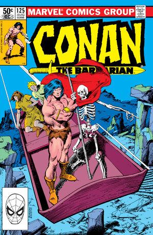 Conan the Barbarian Vol 1 125