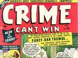 Crime Can't Win Vol 1 43