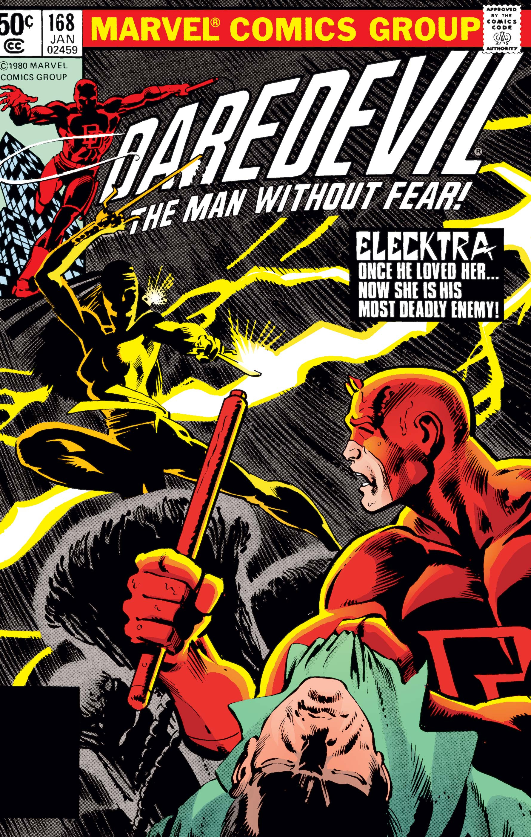 Daredevil Vol 1 168