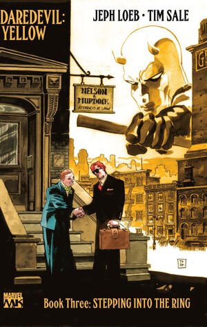 Daredevil Yellow Vol 1 3