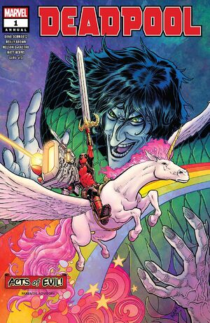 Deadpool Annual Vol 5 1
