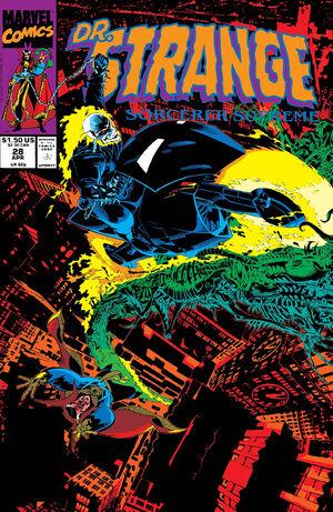 Doctor Strange, Sorcerer Supreme Vol 1 28