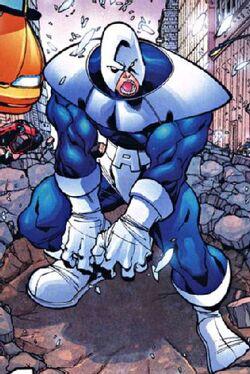Dominikos Petrakis (Earth-616) from New Mutants Vol 2 9 001