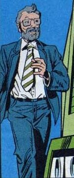 Dr. Cargill (Earth-616) from Amazing Spider-Man Chaos in Calgary Vol 1 4 0001