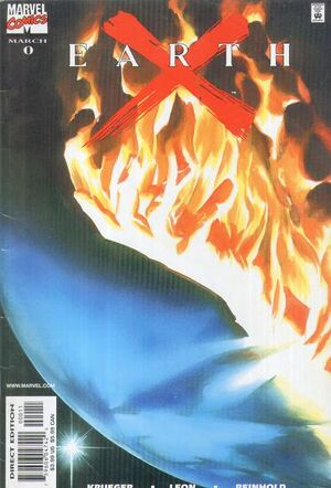 Earth X Vol 1 0