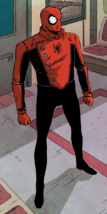 Ezekiel Sims (Earth-4) from Edge of Spider-Verse Vol 1 5 001