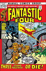 Fantastic Four Vol 1 119