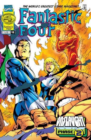 Fantastic Four Vol 1 416