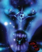 First Firmament (First Cosmos) from Ultimates 2 Vol 2 5 001
