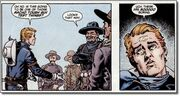 Jonathan Clay and Cisco Pike Gang (Earth-616) from Rawhide Kid Vol 3 2 001