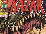 Ka-Zar Vol 3 20