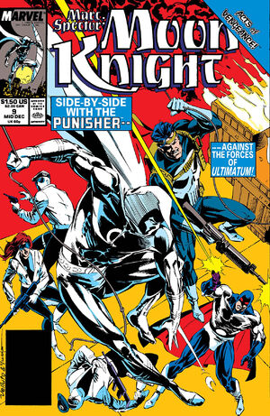 Marc Spector Moon Knight Vol 1 9