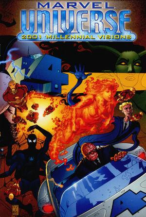 Marvel Universe Millennial Visions Vol 1 1