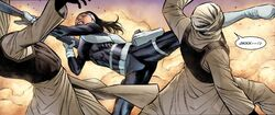 Melinda May (Earth-616) from S.H.I.E.L.D. Vol 3 1 003