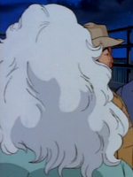 Ororo Munroe (Earth-534834) and Wolverine (Logan) (Earth-534834) from Fantastic Four (1994 animated series) Season 2 9 0001