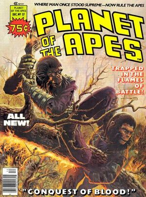 Planet of the Apes Vol 1 27