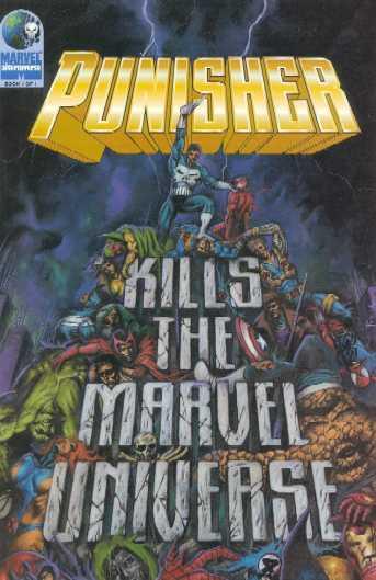Punisher Kills the Marvel Universe Vol 1 1