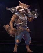 Rocket Raccoon (Earth-TRN012) from Marvel Future Fight 003