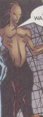 Sagittarius (Ecliptic) (Earth-616) from Alpha Flight Vol 2 1 001
