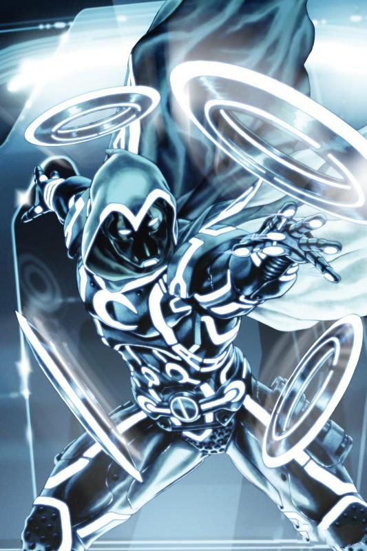 Secret Avengers Vol 1 7 Textless Mark Brooks Tron Variant.jpg