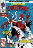 Spectaculaire Spiderman 108