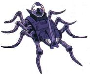 Spider-Slayer Mark IV from Gamer's Handbook of the Marvel Universe Vol 1 7 0001