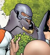St. George I (Triumph Division) (Earth-616) from Invincible Iron Man Vol 2 2 002