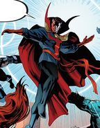 Stephen Strange (Earth-616) from Uncanny Avengers Annual Vol 1 1
