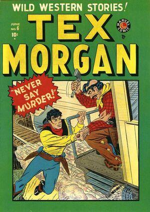 Tex Morgan Vol 1 6