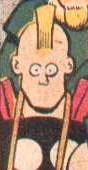 Thor Odinson (Earth-89768) from Fred Hembeck Destroys the Marvel Universe Vol 1 1 0001