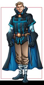 Vali Halfling (Earth-616) from Thor Asgard's Avenger Vol 1 1 001