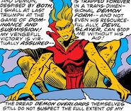 Vera Gemini (Earth-616) from Defenders Vol 1 60 001