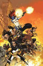 Wolverines Vol 1 1 Howard Variant Textless
