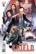 Agents of S.H.I.E.L.D. Vol 1 1 MAOS Variant