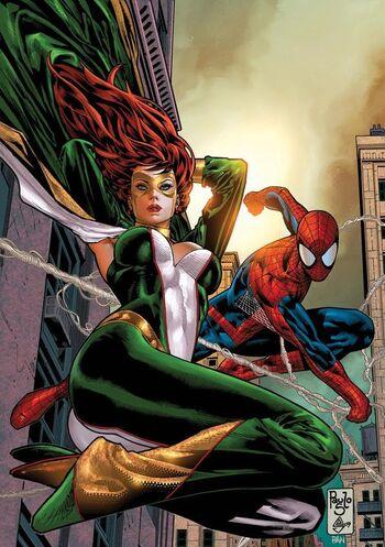Alana Jobson Earth 616 Marvel Database Fandom