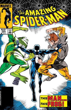 Amazing Spider-Man Vol 1 266