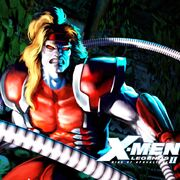 Arkady Rossovich (Earth-7964) from X-Men Legends II Rise of Apocalypse 0001