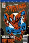 Astonishing Spider-Man Vol 1 1