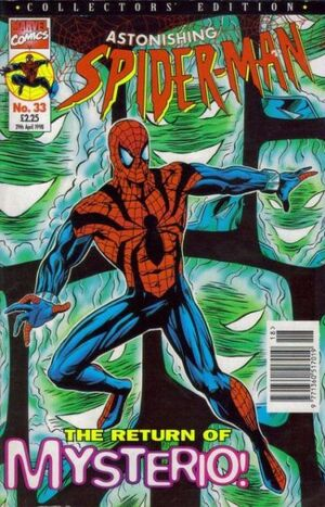 Astonishing Spider-Man Vol 1 33