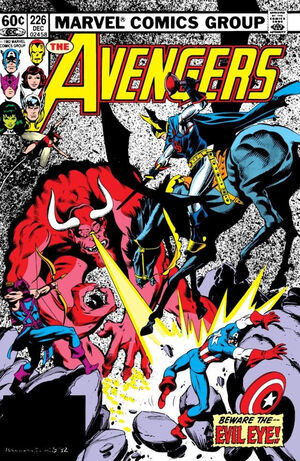 Avengers Vol 1 226