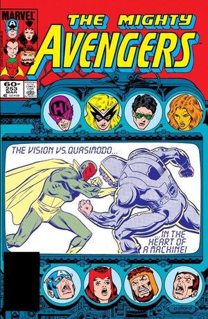 Avengers Vol 1 253