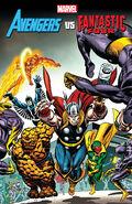 Avengers vs. Fantastic Four TPB Vol 1 1