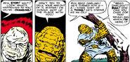 Benjamin Grimm (Earth-616) from Fantastic Four Vol 1 1 0001