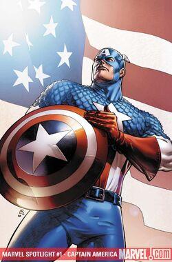 Capitan America (Identità)