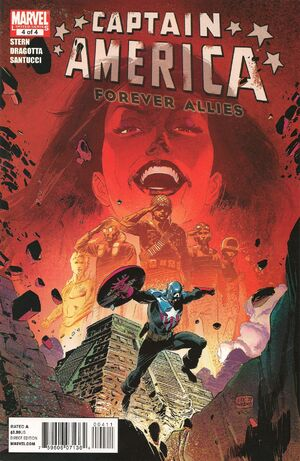 Captain America Forever Allies Vol 1 4