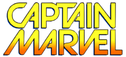 Captain Marvel (2014) Logo